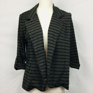 Fenn Wright Manson Ladies Striped Blazer Size S
